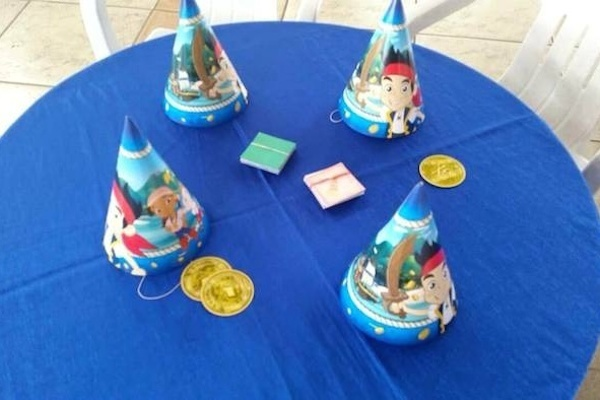 Homemade Parties DIY Jake and the Neverland Birthday18