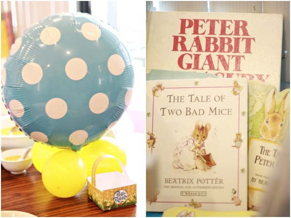 Homemade Parties DIY Peter Rabbit Christening_Drei01