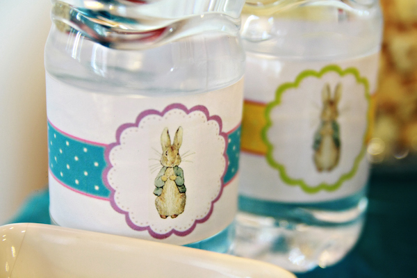 Homemade Parties DIY Peter Rabbit Christening_Drei17