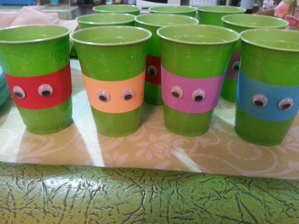 Homemade Parties DIY Party_Teenage Mutant Ninja Turtles Party_Thirdy28