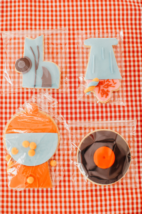 Homemade Parties_DIY Party_50s Diner Party_Lucas13