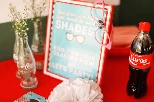 Homemade Parties_DIY Party_50s Diner Party_Lucas70