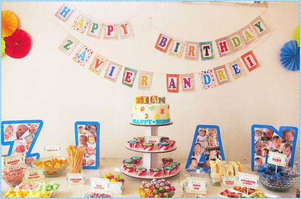 Homemade Parties_DIY Party_ABC Alphabet Party_Zian04