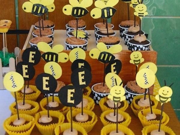 Elijah's Bee Party