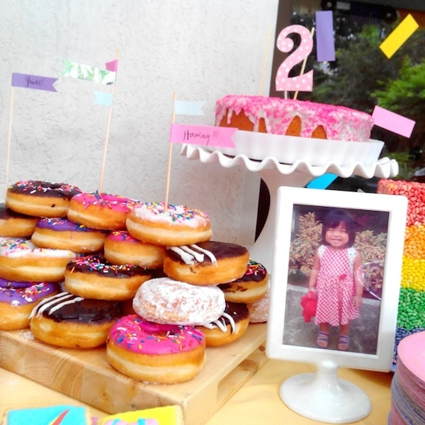 Homemade Parties_DIY Party_Donut Party_Emma21