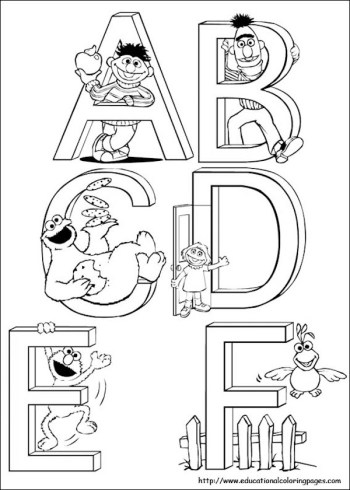 Homemade Parties_DIY Party_Sesame Street Printables04