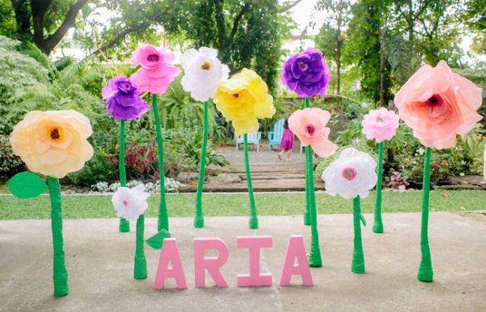 Aria in Flowerland