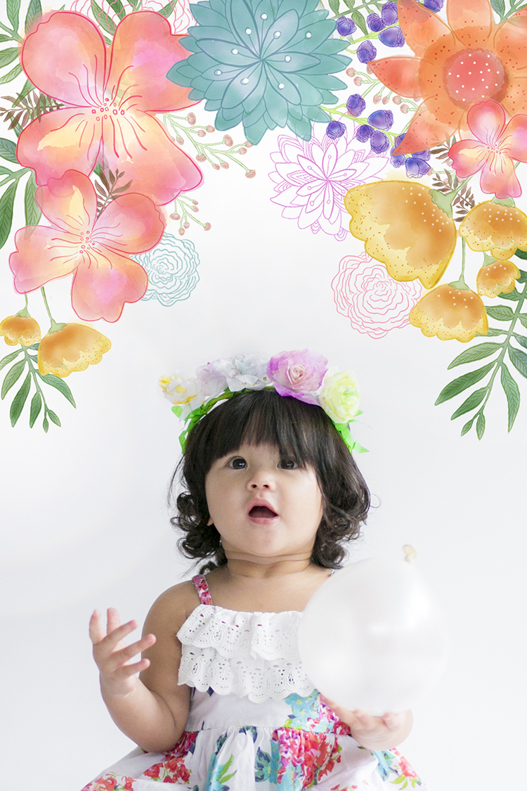 DIY Party_Dainty Flower_Aria43