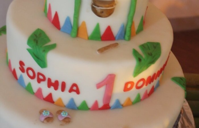 Hopia's First Fiesta