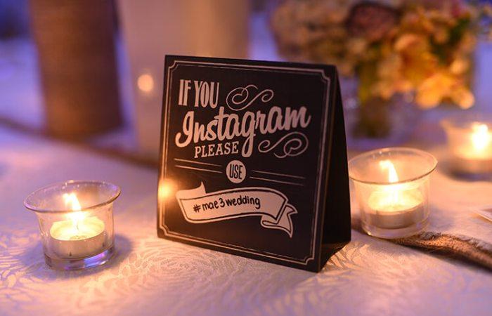 Wedding Wednesdays: J3 and Mae