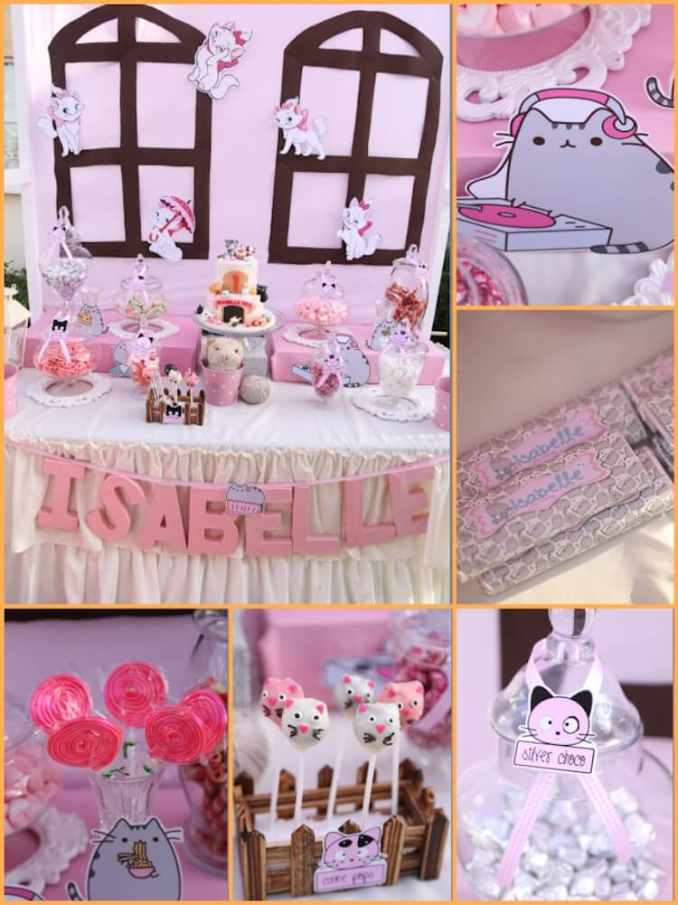 Homemade Parties_DIY Party_Kawaii Cat Party_Isabelle12