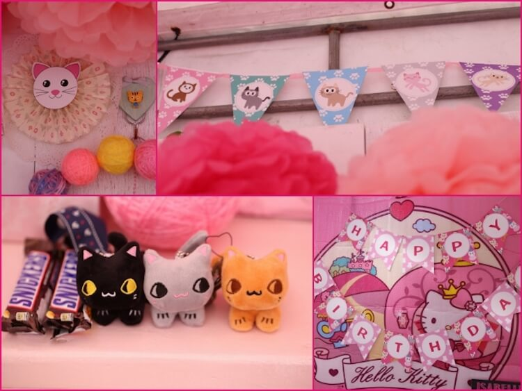 Homemade Parties_DIY Party_Kawaii Cat Party_Isabelle16