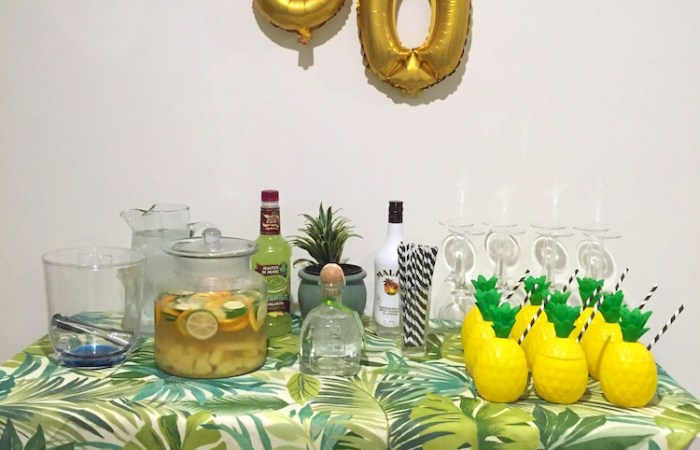 Ardith's Pineapple Party