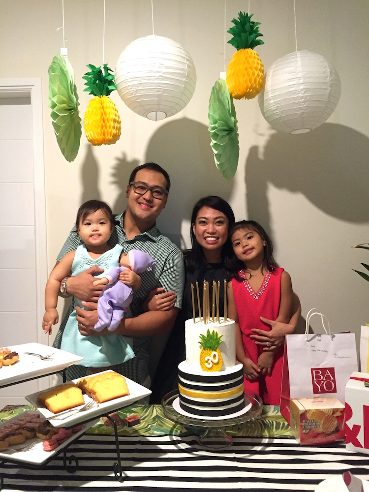 Homemade Parties_DIY Pineapple Party_Ardith12