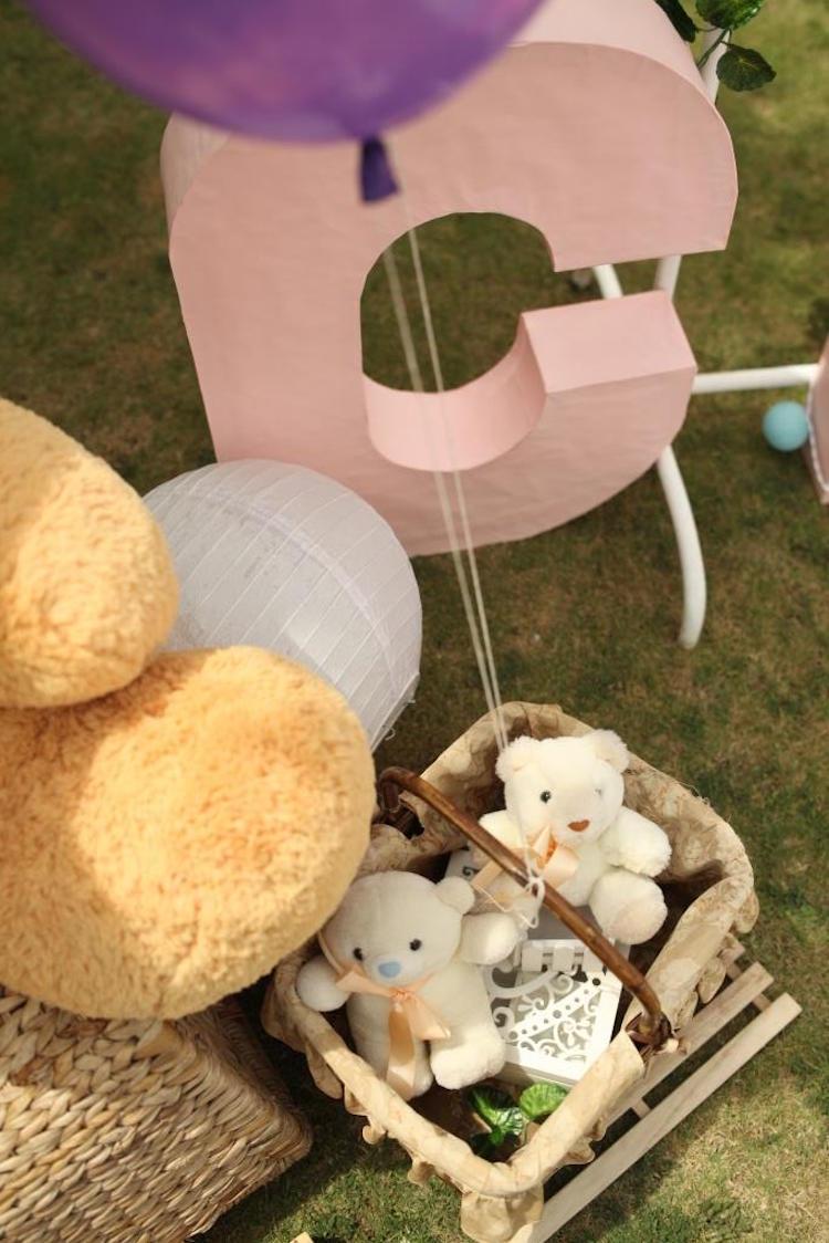 Homemade Parties DIY Party _Bear Party Chloe03