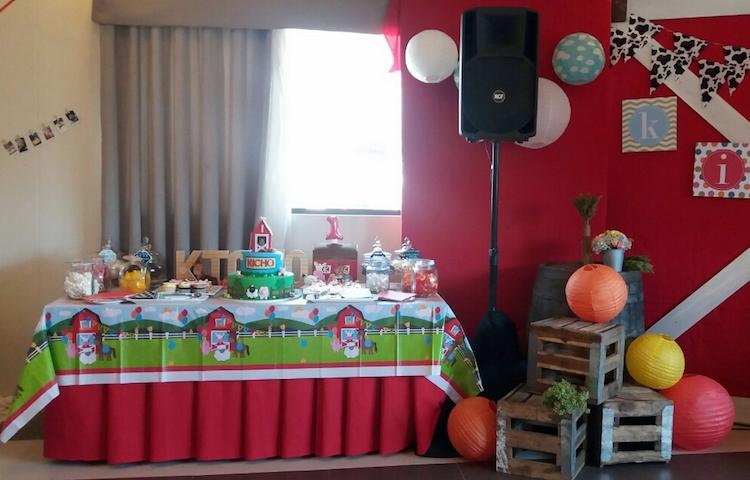 Homemade Parties DIY Party _Farm Party Kicho01