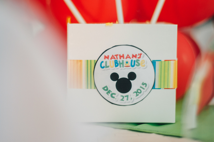 Homemade Parties DIY Party _Mickey Mouse Party Nathan03
