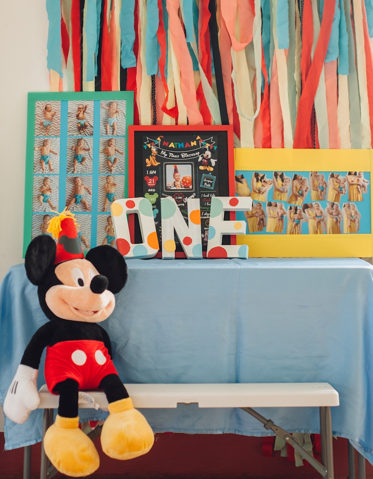Homemade Parties DIY Party _Mickey Mouse Party Nathan06