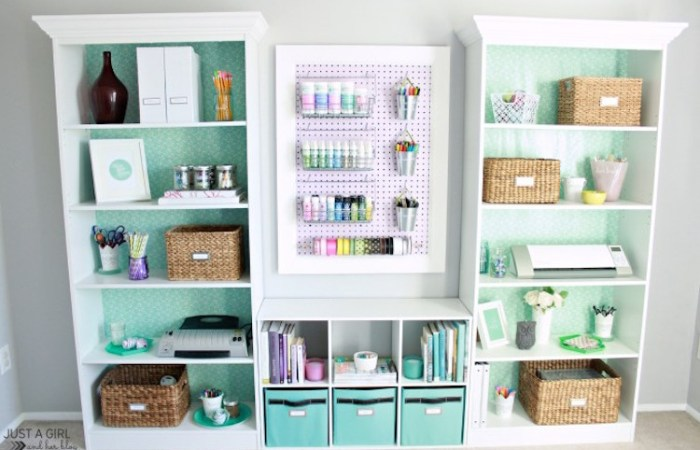 12 Gorgeous Craft Spaces 