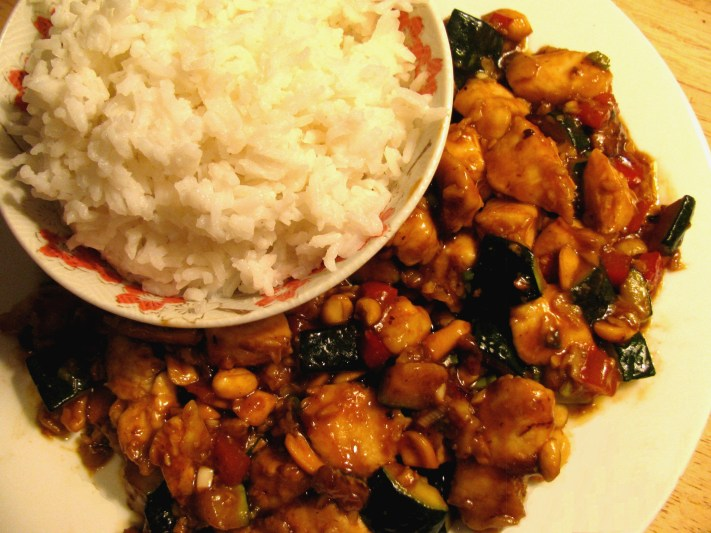 Kung Pao Chicken: DIY Takeout