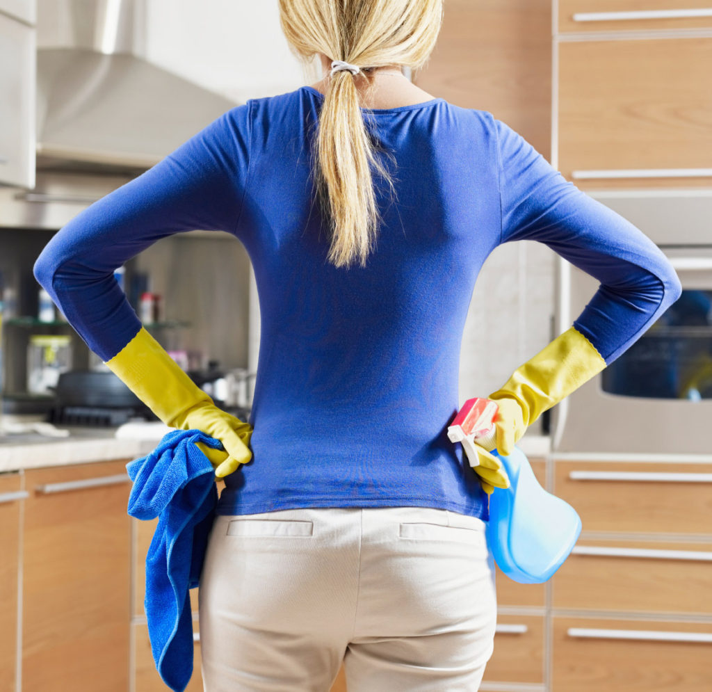 House Cleaners in OKC