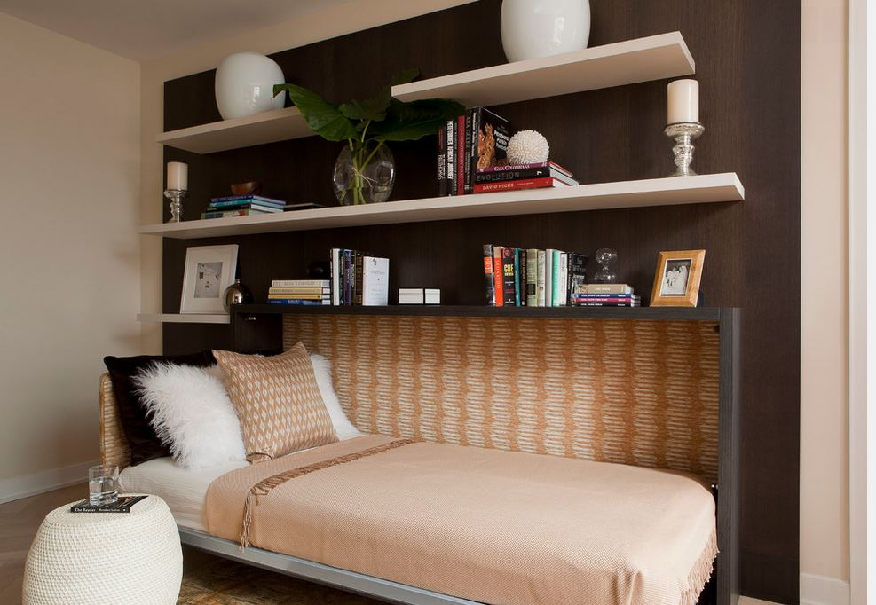 Small Bedroom Bed Designs  Home Interior Decor and