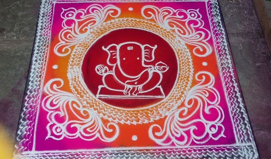 Best Rangoli Designs for Diwali 2015  Rangoli  Rangoli