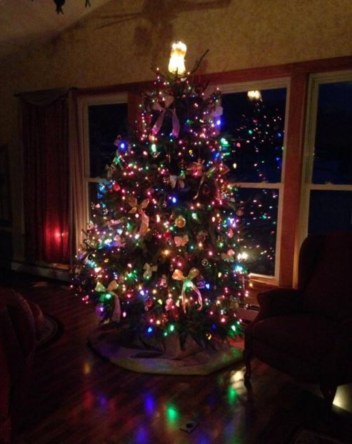 Christmas Tree for Living Room  Living Room Designs