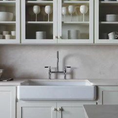 Purist Kitchen Faucet Garden Window Kohler Deck Mount Bridge - Home Makeover ...