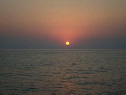 7. Alanya, sunset