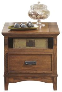 Ashley Cross Island End Table | Homemakers Furniture