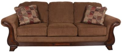 ashley furniture montgomery sofa 70s | homemakers