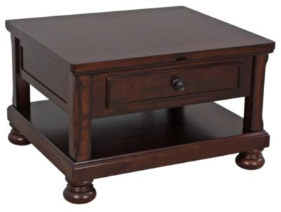 Ashley Porter Lift Top Coffee Table Homemakers Furniture
