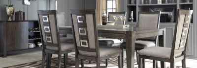 kitchen table with bench and chairs butcher block cart dining room sets homemakers