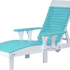 Outdoor Chaise Lounge Chairs With Wheels Hanging Egg Australia Amish Outdoors Chair Homemakers Furniture