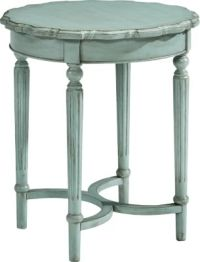 Magnolia Home French Inspired Round End Table | Homemakers ...