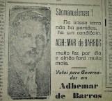 ADHEMAR CAMPANHA EM 1946 1
