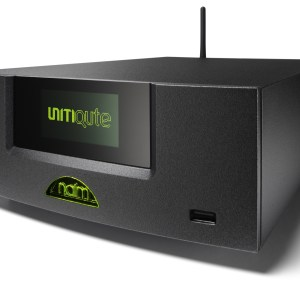 Naim Audio UnitiQute 2 Compact All-In-One Audio Player