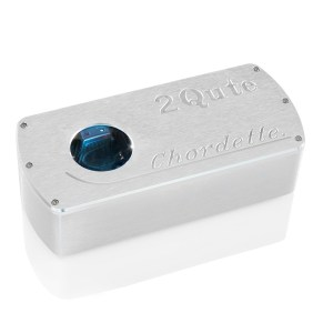 Chord Electronics Chordette 2Qute DAC DI=igital To Analogue Converter Silver Side