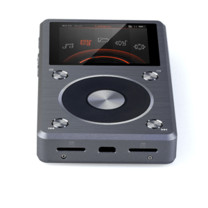 FiiO X5 2nd Generation (x5ii) Portable Audio Player Digital DAP Bottom