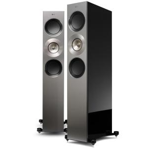 KEF Reference 3 Floorstanding Speakers Piano Black