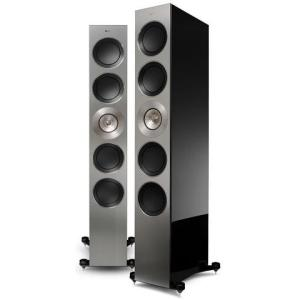 KEF Reference 5 Floorstanding Speakers Piano Black