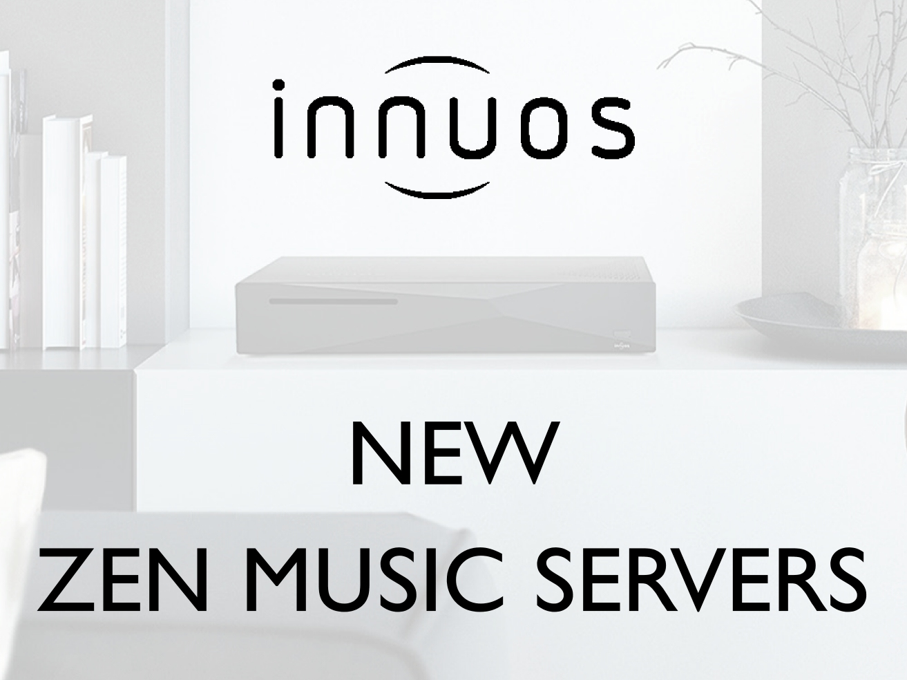 New Innuos Zen MkII Music Servers Blog Header