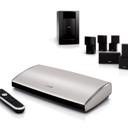 New Bose T20 Lifestyle Home Entertainment System Black