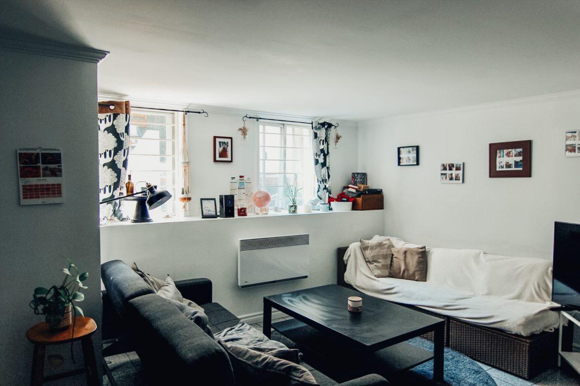 coût de la vie appartement