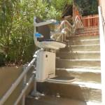 Stairlift Jordan, Amman | Lebanon, Beirut | Handicare | Outdoor | Home Mobility