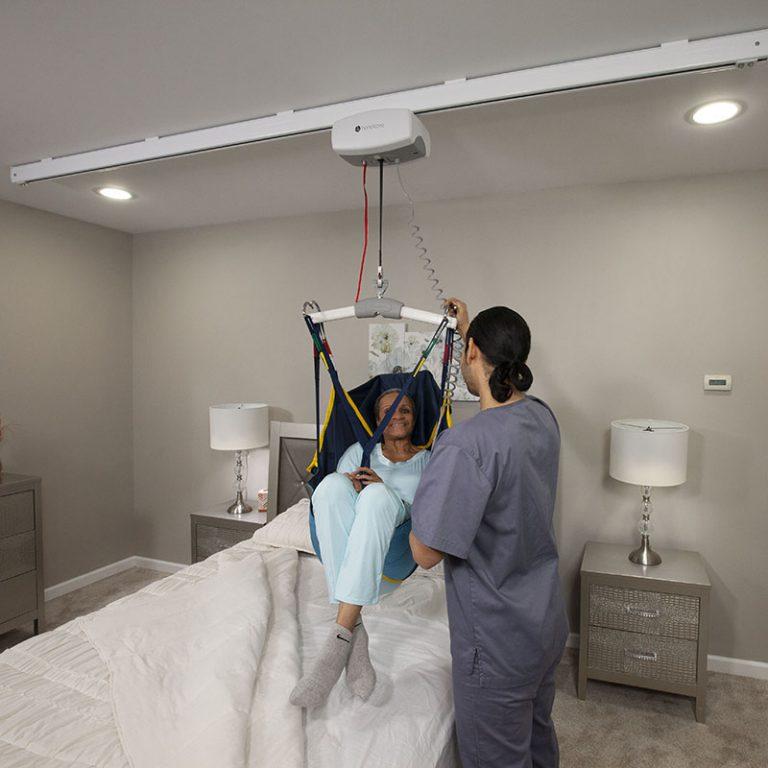 Handicare ceiling hoist