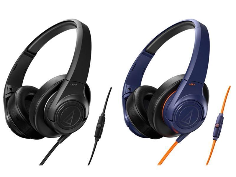 Audio Technica ATH-AX3IS zárt fejhallgató