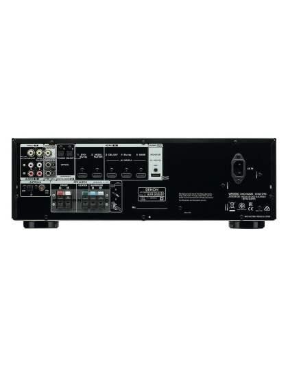 Denon AVR-X550BT házimozi erősítő