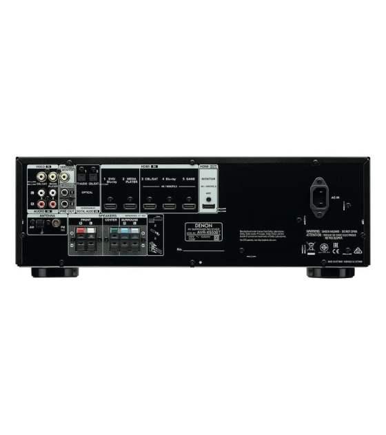 Denon AVR-X550BT házimozi erösitö csatlakozó